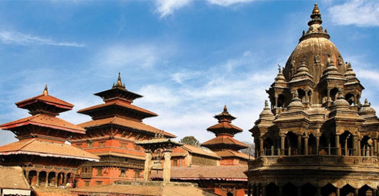 Sightseeing in Nepal