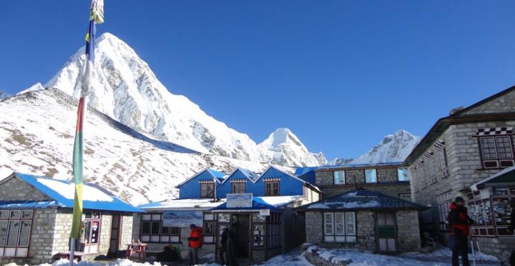 Everest Base Camp Trek Camp