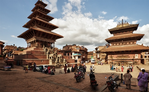 Day Tour of Patan and Bhaktapur Valley