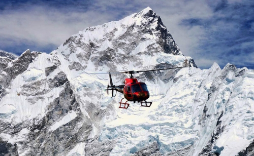 Everest Heli Trek Tour
