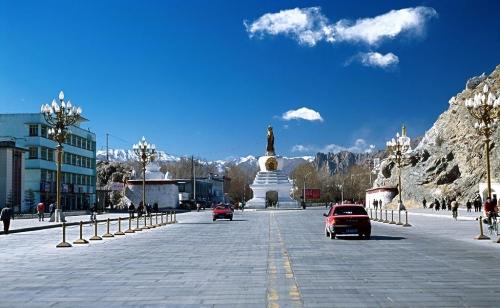Lhasa- Kailash Tour
