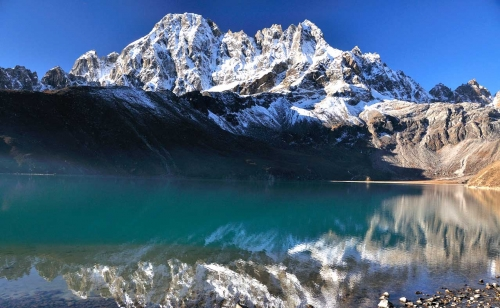 Numbur Himal & DhudKunda High Solu Trek