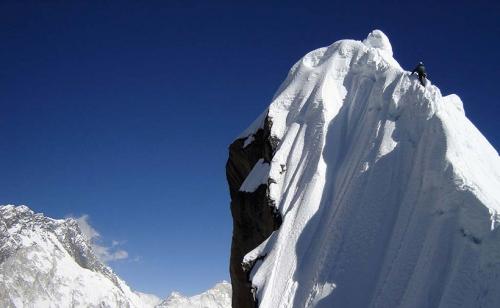 Pachharmo Peak Climbing