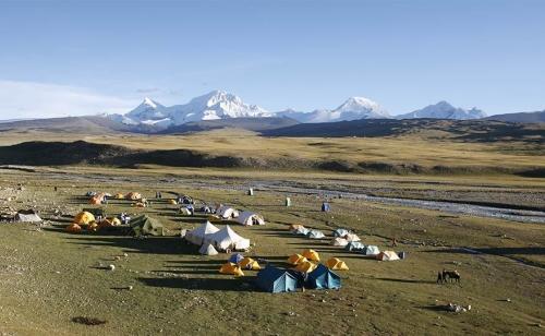 Shishapangma base Camp Trekking
